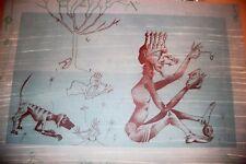JOAN PONC - Composición. Litografia firmada a mano y numerada