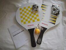 Strandspiel Beachballschläger mit Ball Backgammon Schach Honda 08FUN-00EH