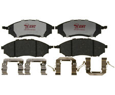 Disc Brake Pad Set-Element3; Hybrid Technology Front Raybestos EHT888AH