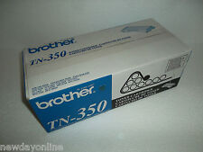 Brother TN-350 Black Toner Cartridge 2,500-Pages DCP-7020 HL-2040 MFC-8860DN NEW