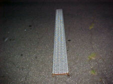 RUNNING BOARD FOR TRUCK OR CAR, GALVANIZED STEEL, 10 FEET LONG BY 9.5 IN.WIDE