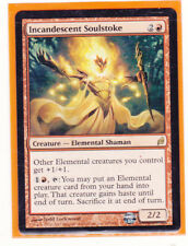 MTG Magic Lorwyn  Rare 1 x INCANDESCENT SOULSTROKE 178/301 Creature Never played