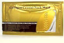 100x Premium Gold Neck Masks Bio Collagen  Pads High Moisturize Sale EXP:04/2019