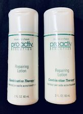 X2 Rodan + Fields Proactiv Solution Repairing Lotion Combination Acne Therapy