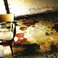 MARK TULK - AT THE END OF THE DAY NEW CD