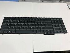 used ACER ASPIRE 5735 5735Z US BLACK Laptop Keyboard oem