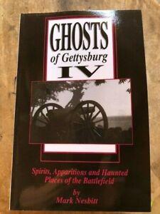 Ghosts of Gettysburg Vol IV, Civil War Book, New