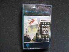 Hope & Anchor SEALED 1978 Cassette Tape Punk Rock XTC 999 Stranglers X-ray Spex