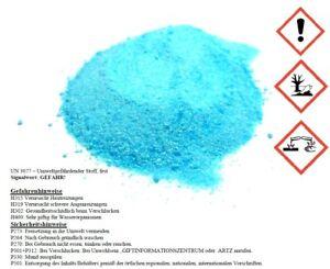 Kupfersulfat pentahydrat, CuSO4 5H2O, min. 99,1%, 7758-99-8, blau, Kupfervitriol