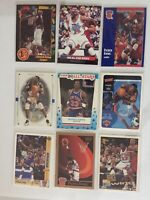 Lot Of 9 NBA Basketball Cards Patrick Ewing GREAT CONDITION!!! READY 4 GRADING!