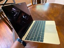 "Apple MacBook 12"" Laptop, 512GB - MNYL2LL/A - Gold (with custom skin)"