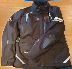 Alpinestars, Tech-Touring, Andes v2, Drystar, Black Motorcycle Jacket. Unused