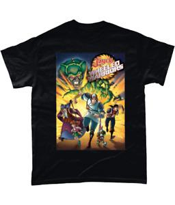 Jayce and the Wheeled Warriors 80s Cartoon Unisex Tshirt T-Shirt Tee ALL SIZES