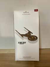 Hallmark Star Trek Ship Uss Discovery 2018 Ornament Nib - Never Opened
