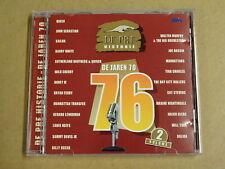 CD DE PREHISTORIE / DE JAREN 70 - 1976 VOL.2