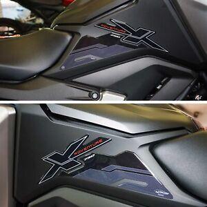 Adesivi 3D Protezioni Laterali Serbatoio compatibili con Honda NC 750X 2021
