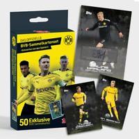 2020 TOPPS BORUSSIA DORTMUND BOX SET 50 CARD SEALED INCLUDE SANCHO HAALAND REYNA