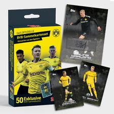 2020 TOPPS Borussia Dortmund 50 tarjeta sellada Box Set incluyen SANCHO Haaland Reyna