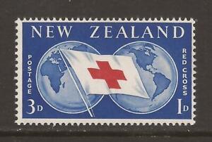 NEW ZEALAND 1959 SG775 Red Cross Commemoration MNH (JB19182)