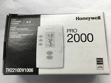 Honeywell TH2210DV1006 thermostat Pro 2000