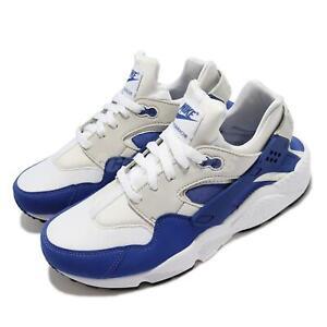 Nike Air Huarache Run DNA CH.1 Game Royal White Blue Men Casual Shoes AR3864-101