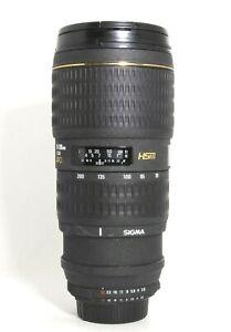Sigma 70-200mm f2.8 APO EX AF Full Frame Lens for Nikon F Mount