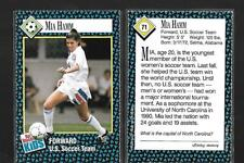 RARE 8/92 SI for Kids MIA HAMM Rookie Card, Women Soccer World Cup *RC* #71