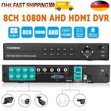 8CH 1080P 1080N HDMI H.264 CCTV-Sicherheits-Videorecorder Cloud DVR EU