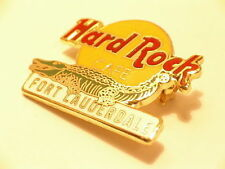 Fort Lauderdale1999 HARD ROCK CAFE Enamel PIN B15A-443 MINT condition   Logo - H