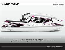 IPD Jet Ski Graphic Kit for Kawasaki 440 & 550 (KC Design)