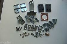 "LAND ROVER SERIES 3, Exhaust Brackets mounting, fitting kit, 88"" SWB, RHD 2.25L"