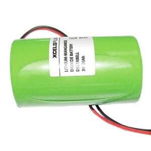 Pyronix Enforcer Deltabell 3.0V Siren Bell Box Alarm Battery CR34615