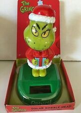 The Grinch- Dr. Seuss- Solar Powered- 4.5