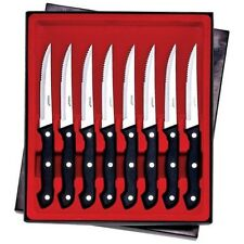 Steak Knife Set 8pc Dinner Set New In Box Free Shipping Home Utensils