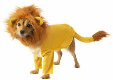Disney The Lion King Simba Pet Dog Costume Animal Clothes Dress Up SM-XXL