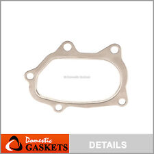 Fits 02-13 Subaru Impreza Forester 2.5L Turbo Turbine Outlet to Down-Pipe Gasket