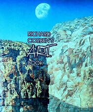 Richard Corben's Art Book (vol 1) a nm- 1992 Bronze Age GN all glossy colour