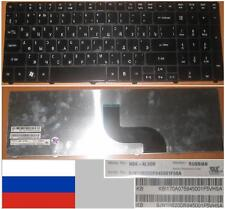 Clavier Qwerty Russe ACER AS5810T LM85 NSK-AL00R 9J.N1H82.00R KB.I170A.075 Gloss