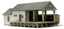HO SCALE BANTA MODEL WORKS #2070 Red Mountain Freight
