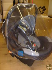 Baby Car Seat Rain Cover for Silver Cross Ventura Plus Maxi Cosi Graco