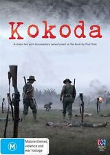 Kokoda (DVD, 2010) 2 part Documentary series based on book by Paul ham D75