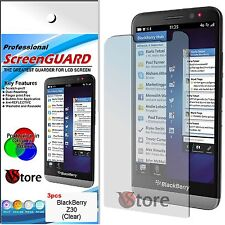 3 Schutzfilm für Blackberry Z30 Schützen Sie Sparen Bildschirm Display Filme LCD