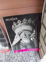 Merian: Marburg, Heft 5, 1955