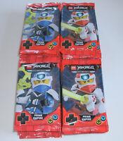 LEGO Ninjago Serie 5 Trading Card Game - 50 Booster Neu & OVP