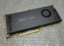 Schede video e grafiche NVIDIA Quadro 4000 NVIDIA per prodotti informatici da 2GB