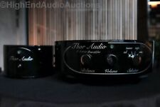 Thor Audio Ta-1000 Vacuum Tube Stereo Preamplifier - 12Ax7 12At7