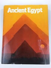 Ancient Egypt National Geographic Table Book First Edition 1979 Egypt History