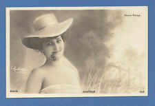 REUTLINGER  FRENCH  POSTCARD  -  ACTRESS  -  MARVILLE  (2)  -  C 1901-10