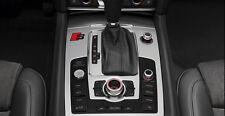 2 x Audi S-line Aufkleber für Mittelkonsole A4 A5 A6 A7 S4 RS TT Q7 Emblem LogoS