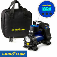 Goodyear Digital Tyre Air Compressor Inflator For Cars Vans Motorbikes Bicycle